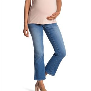 Seven For All Mankind Flare Maternity Jeans
